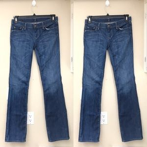 Citizens of Humanity Jeans Kelly Stretch Low Waist